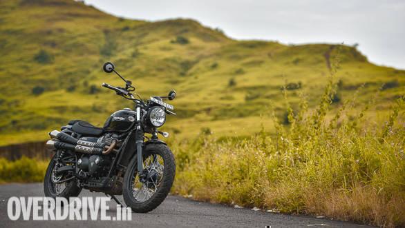 2017 Triumph Street Scrambler First Ride Review Overdrive