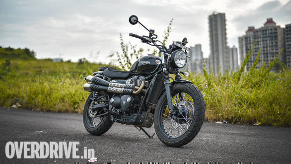 2017 Triumph Street Scrambler first ride review
