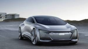 2017 Frankfurt Motor Show: Audi Aicon concept first look