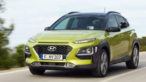 2017 Frankfurt Motor Show: Hyundai Kona SUV first look