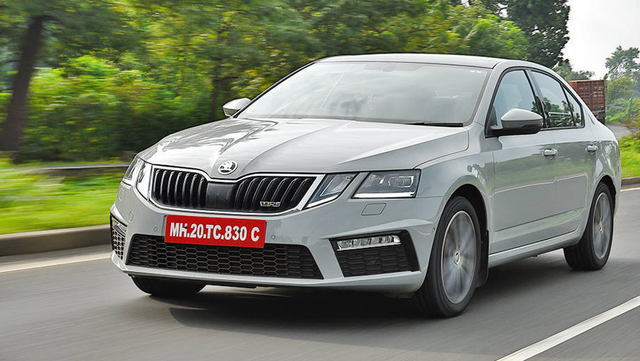 2017 Skoda Octavia vRS 230 road test