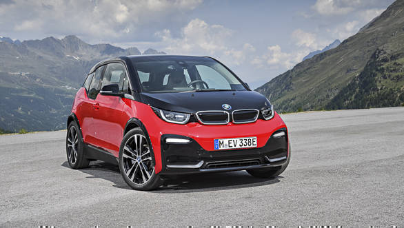 2017 Frankfurt Motor Show: BMW Group annouces new i3s, 25 electrified vehicles by 2025