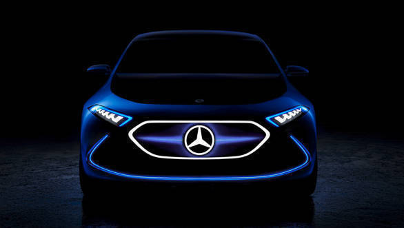 Mercedes-Benz to launch EQS, all electric S-Class equivalent, in 2020
