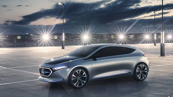 Mercedes-Benz's EQ sub-brand to play a major role in company's electric future