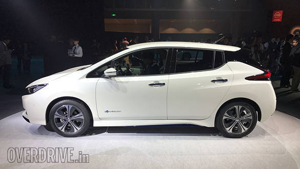 New-gen Nissan Leaf dip test for India to start in end 2017