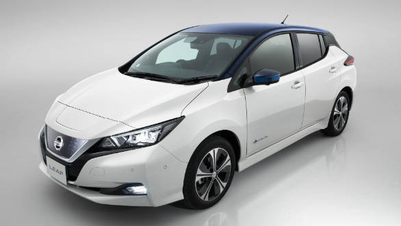 Nissan Leaf Ev Confirmed For 2019 India Launch Overdrive