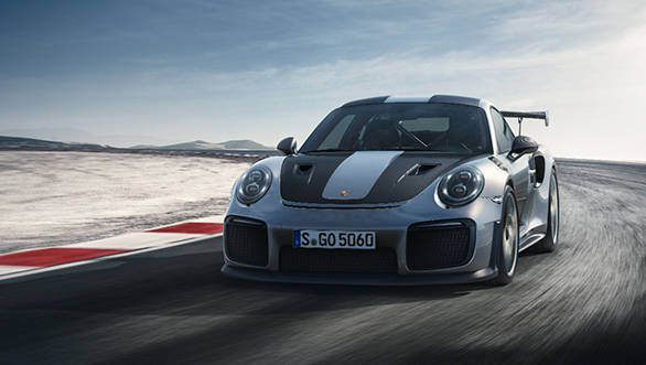 2018 Porsche 911 GT2 RS image gallery Overdrive