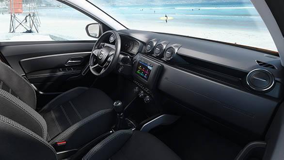2018 Renault Dacia Duster Detail interior