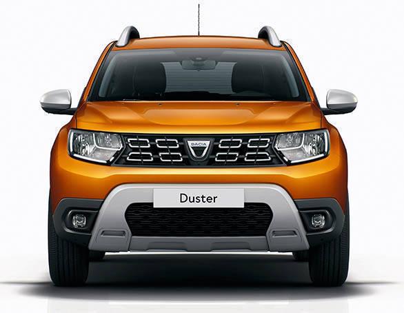 2018 Renault Dacia Duster Studio front