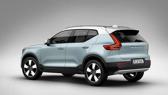 Volvo Xc40 Subscription Programme Might Not Work For India Overdrive