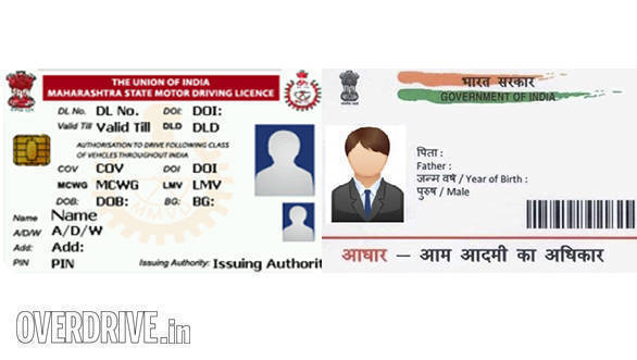 Aadhar card to be compulsory for getting driving license