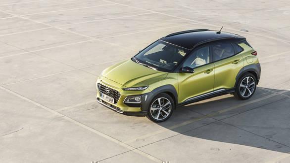 Hyundai Nexo and Hyundai Kona awarded Red Dot design award