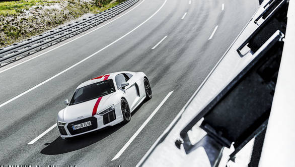 Could the next Audi R8 be a 760PS all-electric supercar?