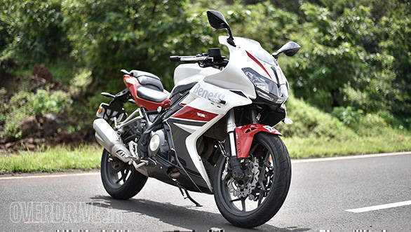 Benelli to relaunch TNT 300, 302R, and TNT 600i in India by October