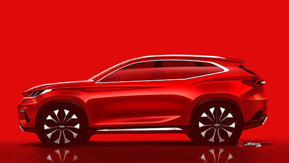 2017 Frankfurt Motor Show: Details on Europe-bound all-new Chery compact SUV