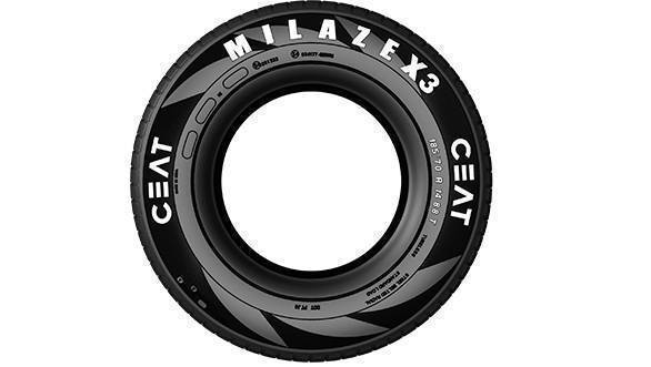 Ceat Milaze X3 tyres launched in India