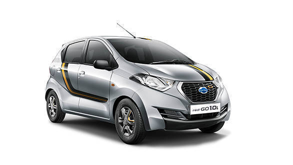 Datsun redi-Go Gold 1.0L launched in India at Rs 3.69 lakh