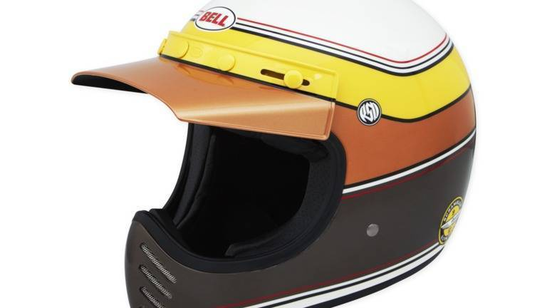 Bell Cross Idol Helmet from 2017 Ducati Scrambler Collection
