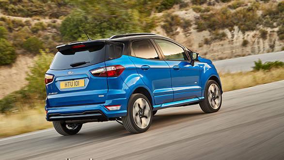 Ford Ecosport Refresh Revealed November  India Launch To Raise Price Slightly