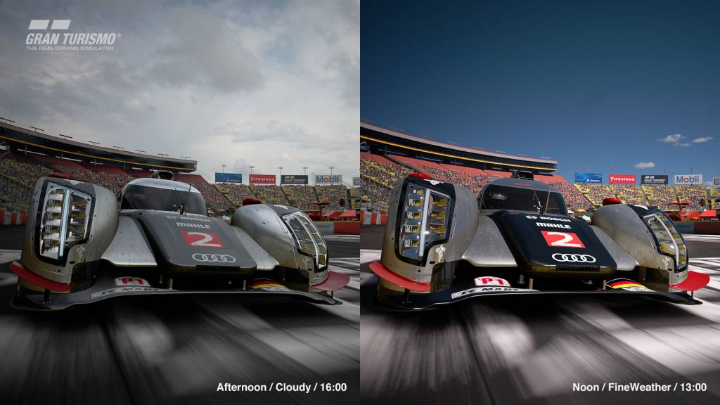 Gran Turismo Sport Promo Screenshot