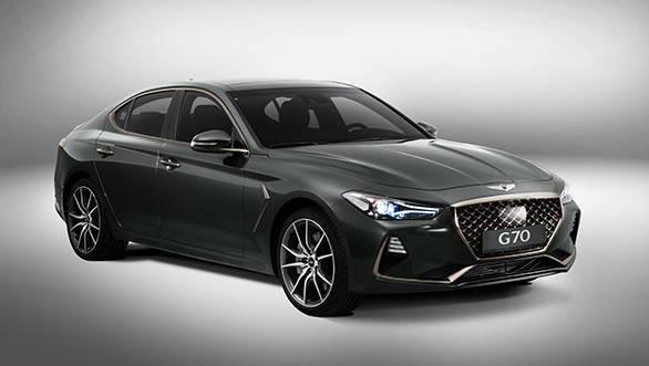 Genesis G70 unveiled as Hyundai's luxury brand's new entry-level car