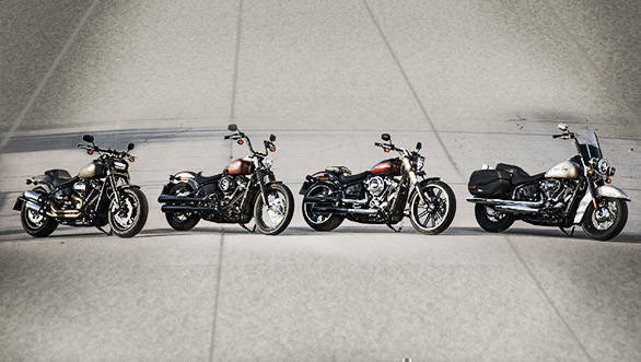 Live updates: The 2018 Harley-Davidson Softail Line-Up launch in India