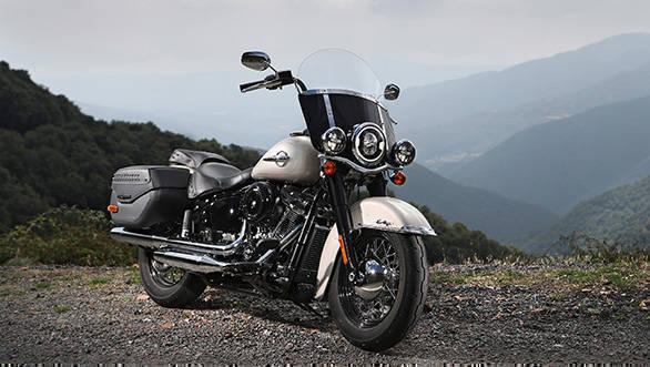 2018 Harley-Davidson Heritage Classic - Image gallery