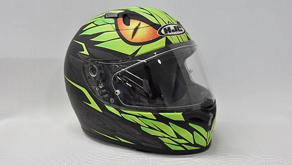 Product review: HJC FG-17 Mamba helmet