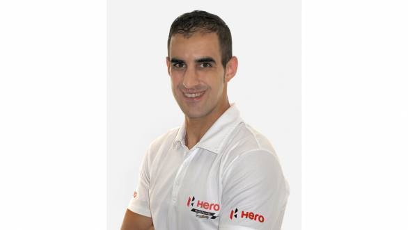 Hero MotoSports Team Rally announces Oriol Mena as new rider