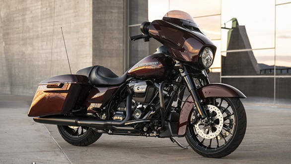 2018 Harley-Davdison Street Glide Special