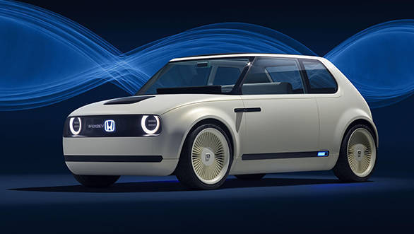 2017 Frankfurt Motor Show: Honda Urban EV concept to go into production in 2019