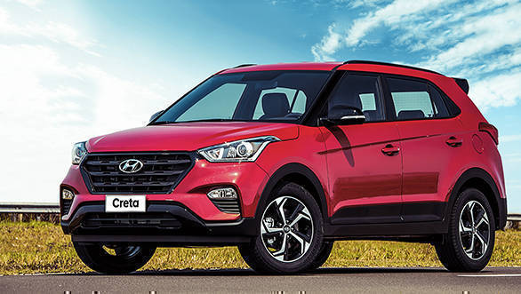 Upcoming Hyundai Creta facelift variants leaked