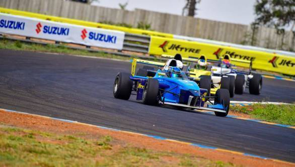 2017 JK NRC Round 3: Anindith leads Euro JK 17 Championship after Day 1