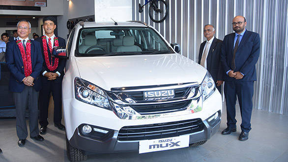 Isuzu Motors India opens new dealership in Nagpur