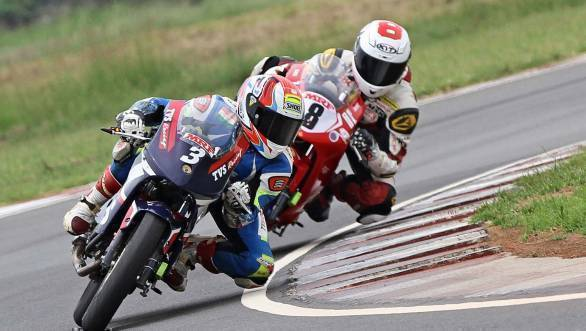 2017 INMRC: Jagan Kumar of TVS Racing moves into championship lead