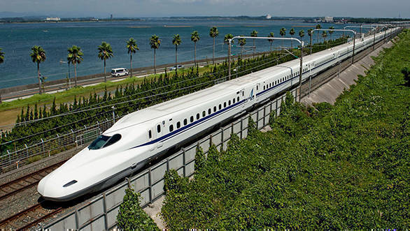 Bullet train for Mumbai-Ahmedabad route to have 350kmph top speed