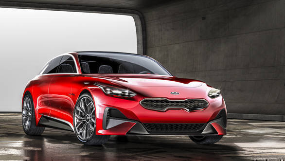 2017 Frankfurt Motor Show: Kia Proceed shooting brake concept car showcased