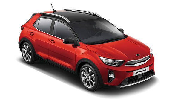 2017 frankfurt motor show kia stonic compact suv could be india bound overdrive. Black Bedroom Furniture Sets. Home Design Ideas