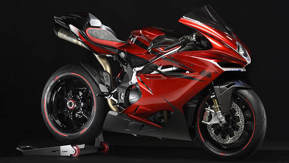 MV Agusta F4 LH44 limited edition model unveiled