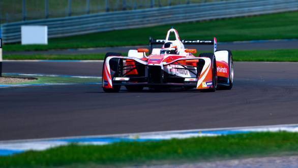 Formula E: Mahindra Racing aims for championship title in Season 4