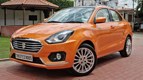 Maruti Dzire done up by Kitup Automotive looks swanky