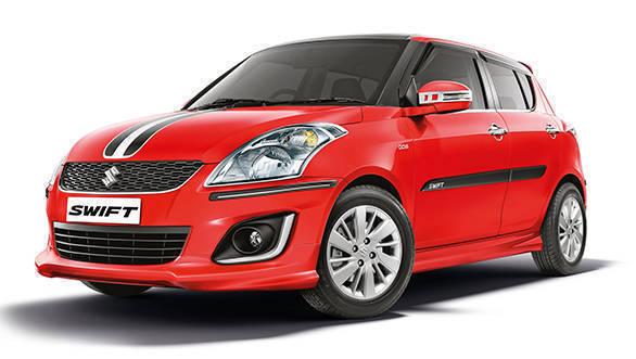 Maruti Suzuki Swift offered with iCreate customisation option in India