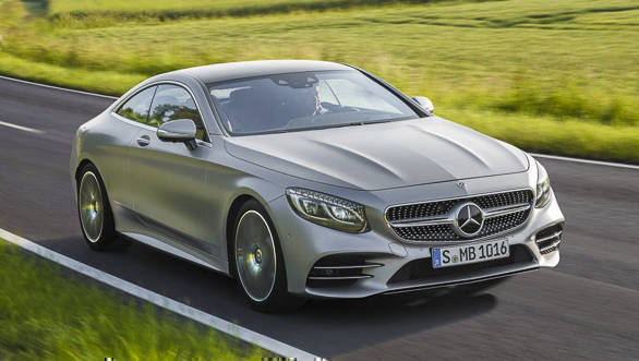 Updated 2018 Mercedes Benz S Class Coupe Cabriolet ing to