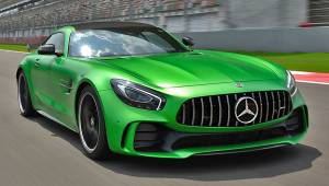 Mercedes-AMG GT R - Review, Specifications and Features