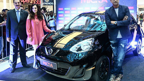 Nissan Micra Fashion Edition launched in India at Rs 6.09 lakh