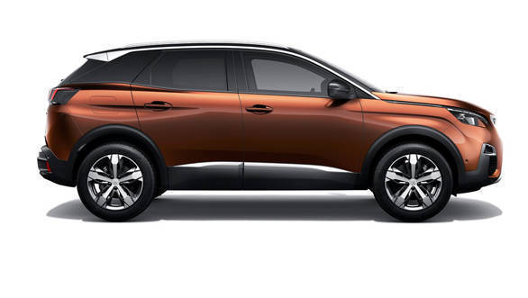 Peugeot 3008 Suv To Rival The Hyundai Creta And Renault Duster In