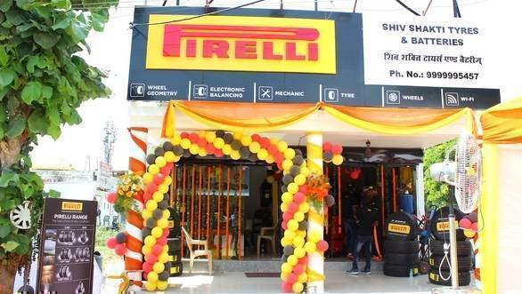 Pirelli India inaugurates its Retail Store in Gurugram