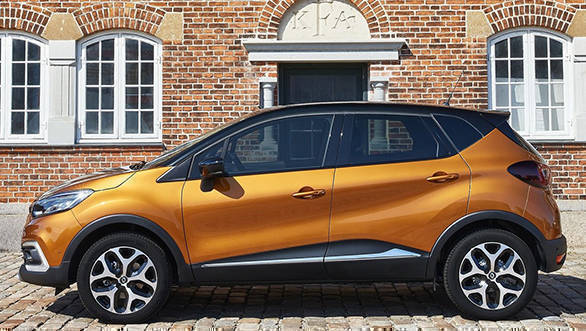 Renault Captur design, features and specifications