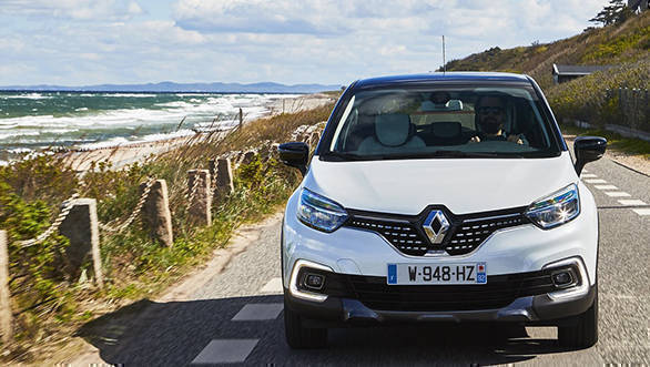 Renault Captur crossover to be launched in India by November first week