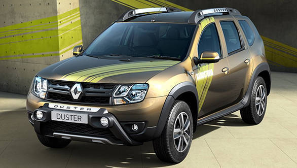 Renault Duster Sandstorm Edition launched at Rs. 10.90 lakh""